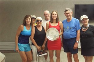 SA IC TEAM MEET THE FRENCH OPEN RUNNER UP