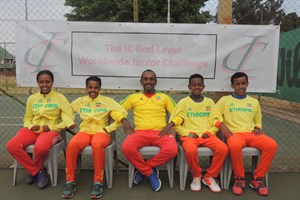 IC SA AND ETHIOPIA FIRST DAY WINNERS